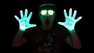 NTN - Thử Làm Bàn Tay Phát Sáng ( Hand Light )