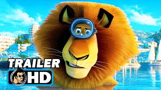 Madagascar 3 Official Trailer (HD)