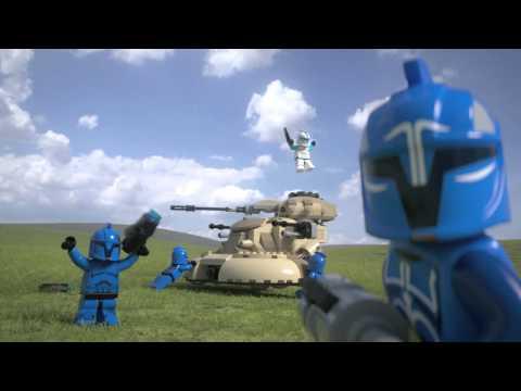 Lego Star Wars Minifilm 4 - �o predch�dzalo