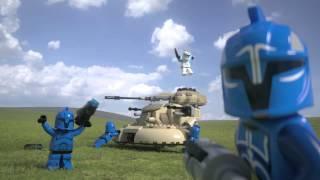 Lego Star Wars Minifilm 4 - Čo predchádzalo
