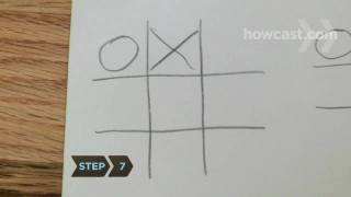 How To Never Lose At Tic-Tac-Toe