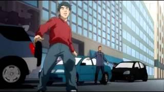 Superman Vs Black Adam [Subtitulado En Español]