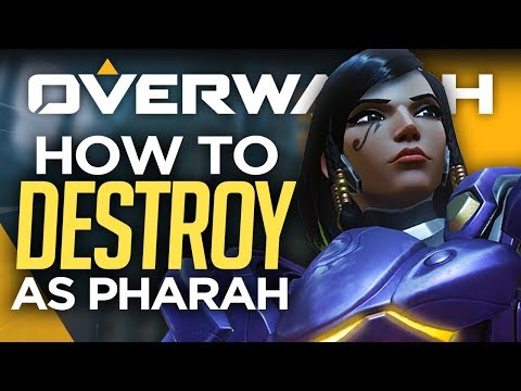 5 Tips for Playing NEW BUFFED PHARAH (Overwatch Guide)