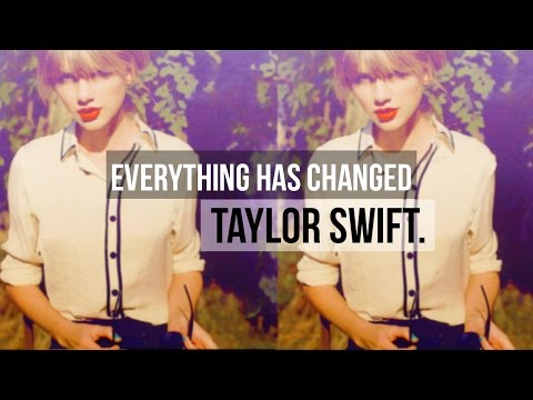 ❝Everything Has Changed❞ Taylor Swift ft Ed Sheeran.