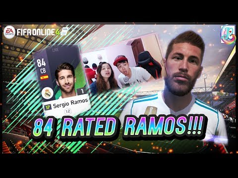 ~84 Rated Ramos!!!~ Assorted Pack Opening 11 - FIFA ONLINE 4