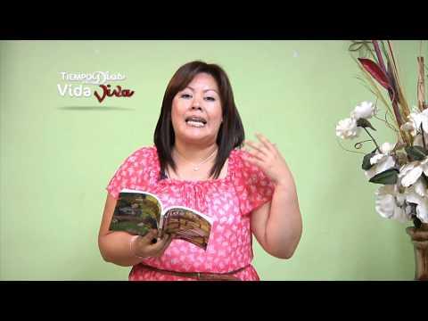 Tiempo con Dios Miércoles 17 Julio 2013, Cristina Terrazas