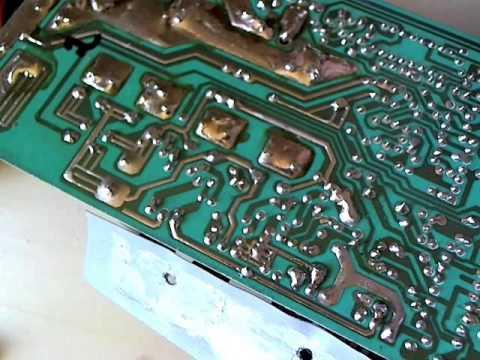 Tecniche di Manutenzione - Riparare un inverter