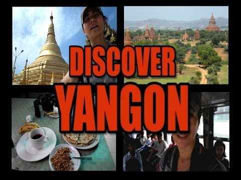 First Look: Photographs of Yangon (Slideshow)
