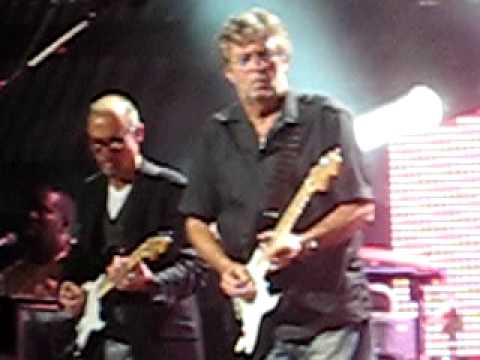 Eric Clapton - Cocaine - Live London 2009