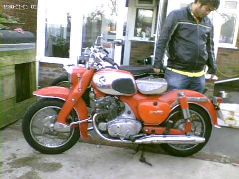 Honda Dream 305 Ca77