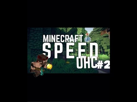 Speed UHC Episode 2! I Need Help! (w/ Neon)