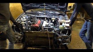 Какие бывают проблемы с двигателем. Терпение и все поедет   Audi S6. Миша Яковлев
