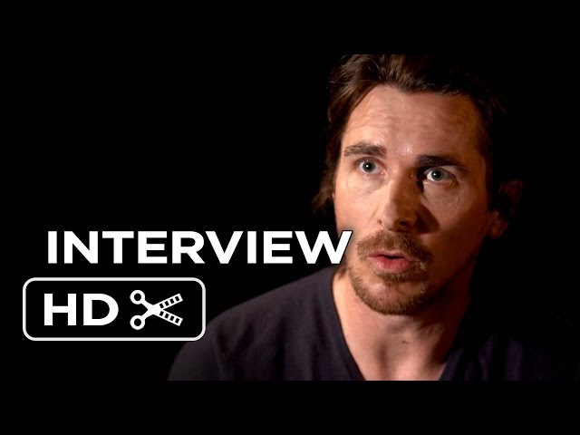 Out Of The Furnace Interview - Christain Bale (2013) - Case Affleck Thriller HD
