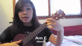 Story Of My Life One Direction Easy Ukulele Tutorial