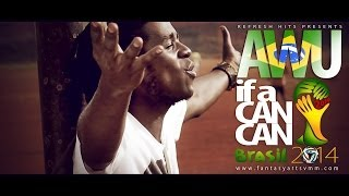 FIFA World Cup 2014 Theme Song Awu If A Can, Can