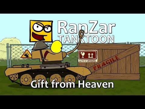 Tanktoon - Dar z nebies