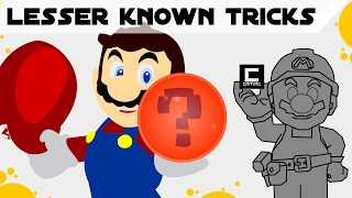 Tips, Tricks and Ideas with lesser known Mechanics in Super Mario Maker