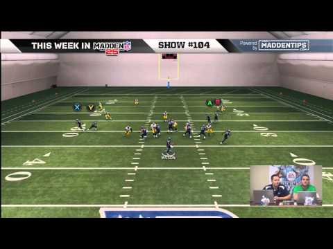 Madden Nfl Football 25 Run And Shoot Playbook Rns Switch Curl Xbox 360 Xbox One Ps4 Phim Video Clip