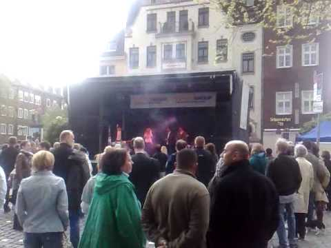 The Clou live am Burgplatz