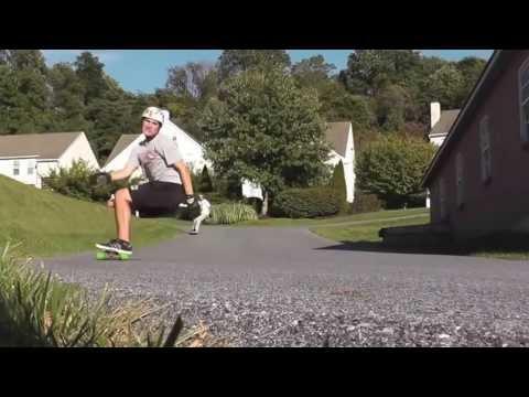 Longboarding: Brandon Ropp