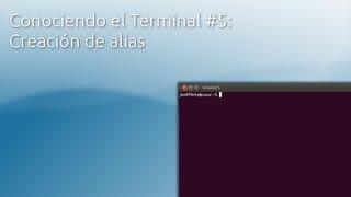 Lunix Terminal: Creación de alias
