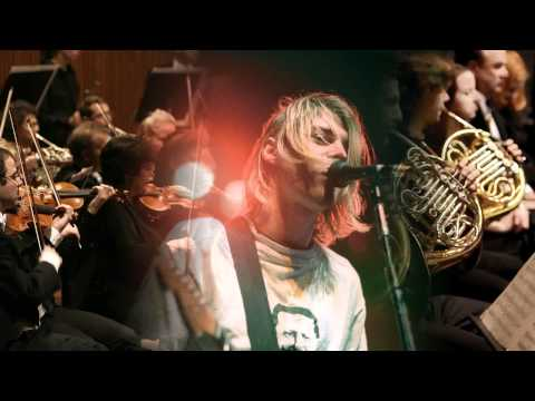 Kurt Cobain with symphonic orchestra - Smells Like Teen Spirit (Nirvana)