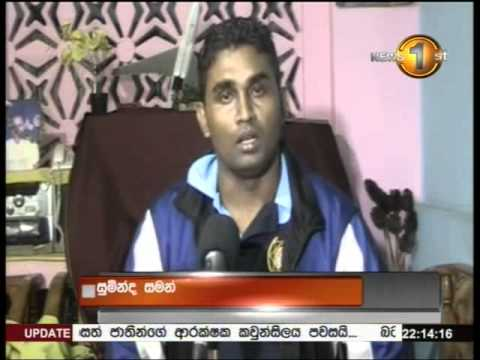 Newsfirst Prime time 10PM  Sirasa TV 2nd July 2014