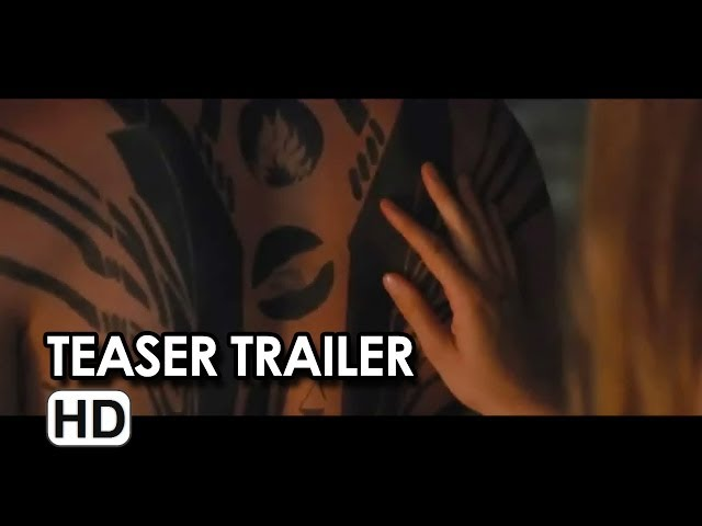 Divergent Official Trailer #2 Teaser (2014) HD