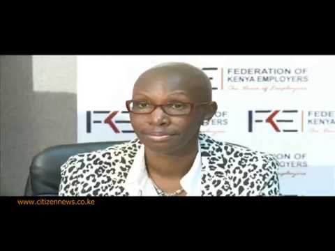 FKE Warns Of Impending Crisis On Kenyan Economy