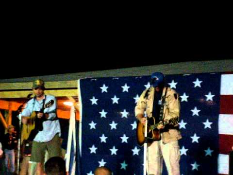 "Toby Keith LIVE -   ""taliban song""  Kandahar Air Field, Afghanistan 2008"
