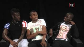 Idrissa Gana Gueye & Pape Souaré vs Salomon Kalou