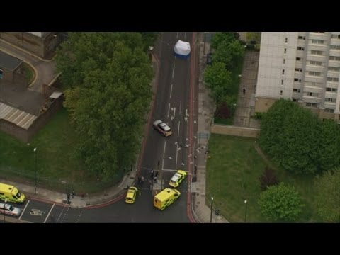 Woolwich: One man dead after serious incident in Woolwich, south east London
