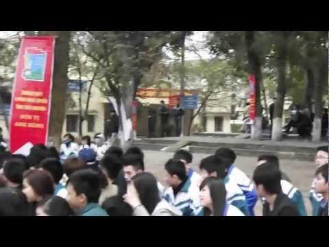 Giao lưu 6 trường năm 2011 - THPT Ngô Sĩ Liên Bắc Giang