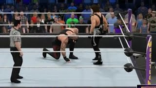 WWE 2k15 Undertaker Vs Sting (ps4) ( Signature & Finisher)