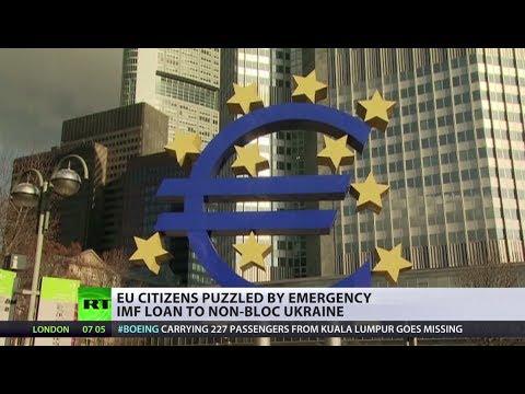 Euros for non-bloc Ukraine enrages EU taxpayers