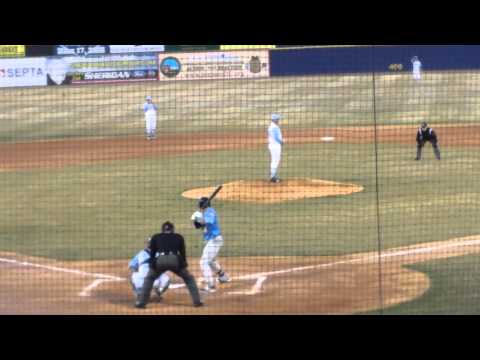 Blue Rocks Sean Manaea vs MB's Joey Gallo