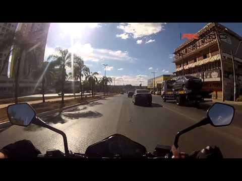 CB300 RR2010 ROADY - TESTE DO FREIO