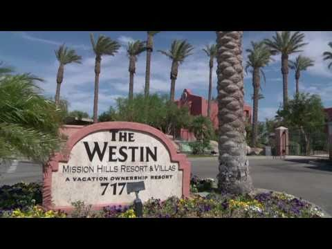 The Westin Mission Hills Resort and Villas: Sanctuary in the Desert (Rancho Mirage, California)