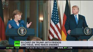 Tusk on Trump: With friends like these, who needs enemies