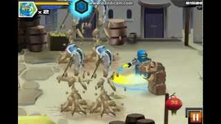 Games: Ninjago Spinjitzu Snakedown (Part 3)