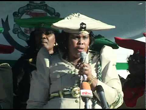 OneAfrica TV - Local News - Herero Queen