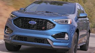 Ford Edge (2019) Ready to fight Toyota RAV4. YouCar Car Reviews.