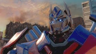 Transformers: Rise of the Dark Spark Announcement Trailer
