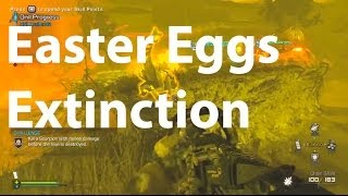 Easter Eggs In Extinction Mode 'Call Of Duty Ghosts