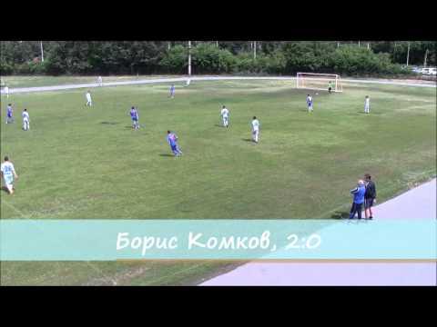 Голы матча «Иртыш» - «Иртыш-молодёжный» (04.07.2015)
