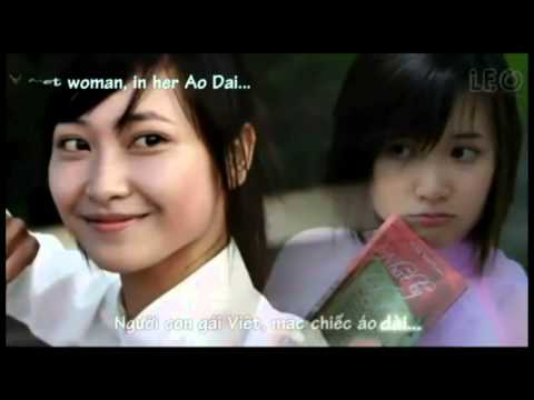 Vẻ đẹp của người phụ nữ Việt Nam qua tà áo dài