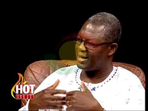 Hot Issues - Discussing SADA with Mr.Charles Abugri (CEO SADA) - 31/1/2015
