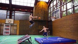 Parádne basketballové skilly