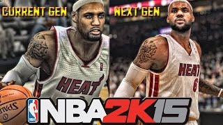 NBA 2k15 Next Gen Vs Current Gen What To Expect My