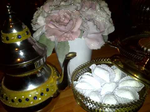 video sultanna celebration patisserie algerienne
